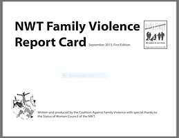NWT Family Violence Report Card