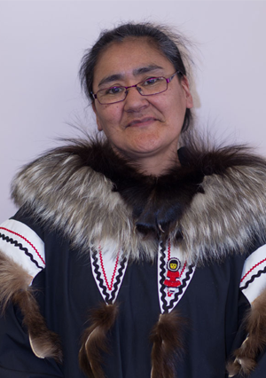 Pamela Faith Gordon Aklavik of the Beaufort Delta Region