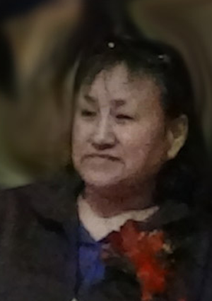 Margaret Ann Landry of the Deh Cho Region