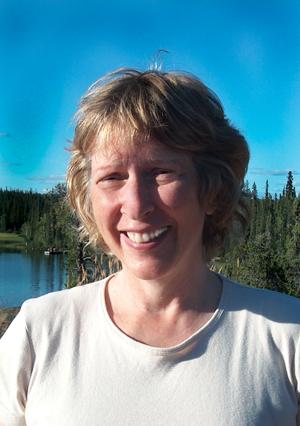 Marsha Argue Yellowknife of the North Slave Region
