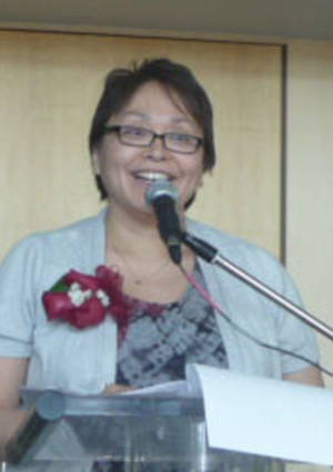 Greta Anne Marie Sittichinli (nee Frost) Inuvik of the Beaufort Delta Region