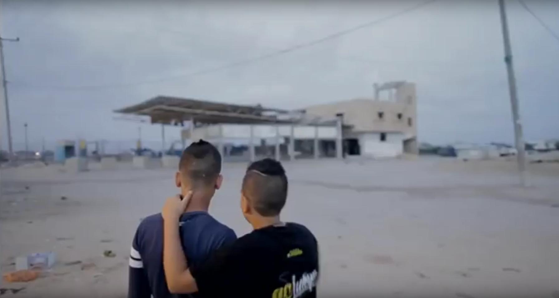 BBC - CHILDREN OF GAZA
