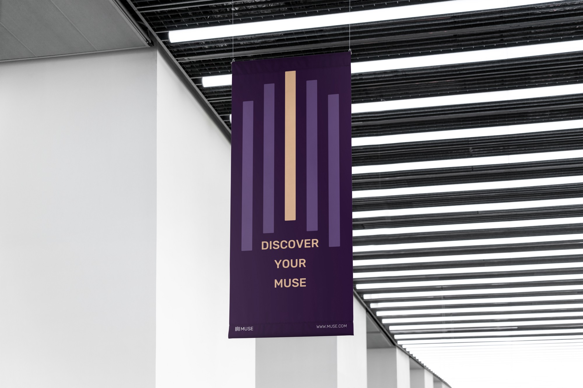 Muse Advertisement -