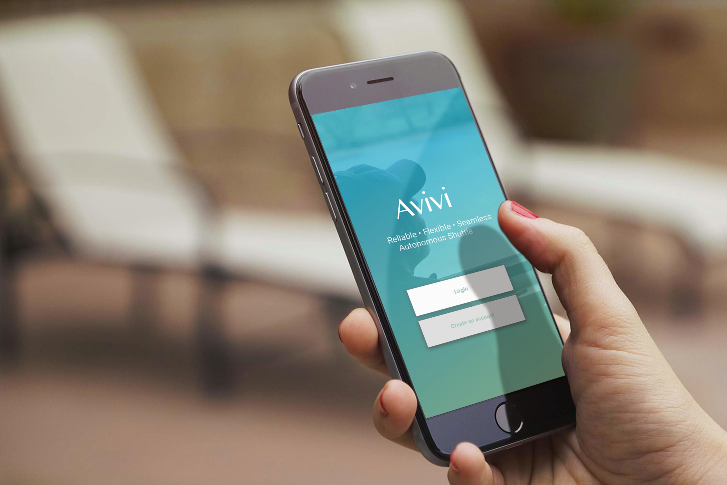 Avivi Mobile Application