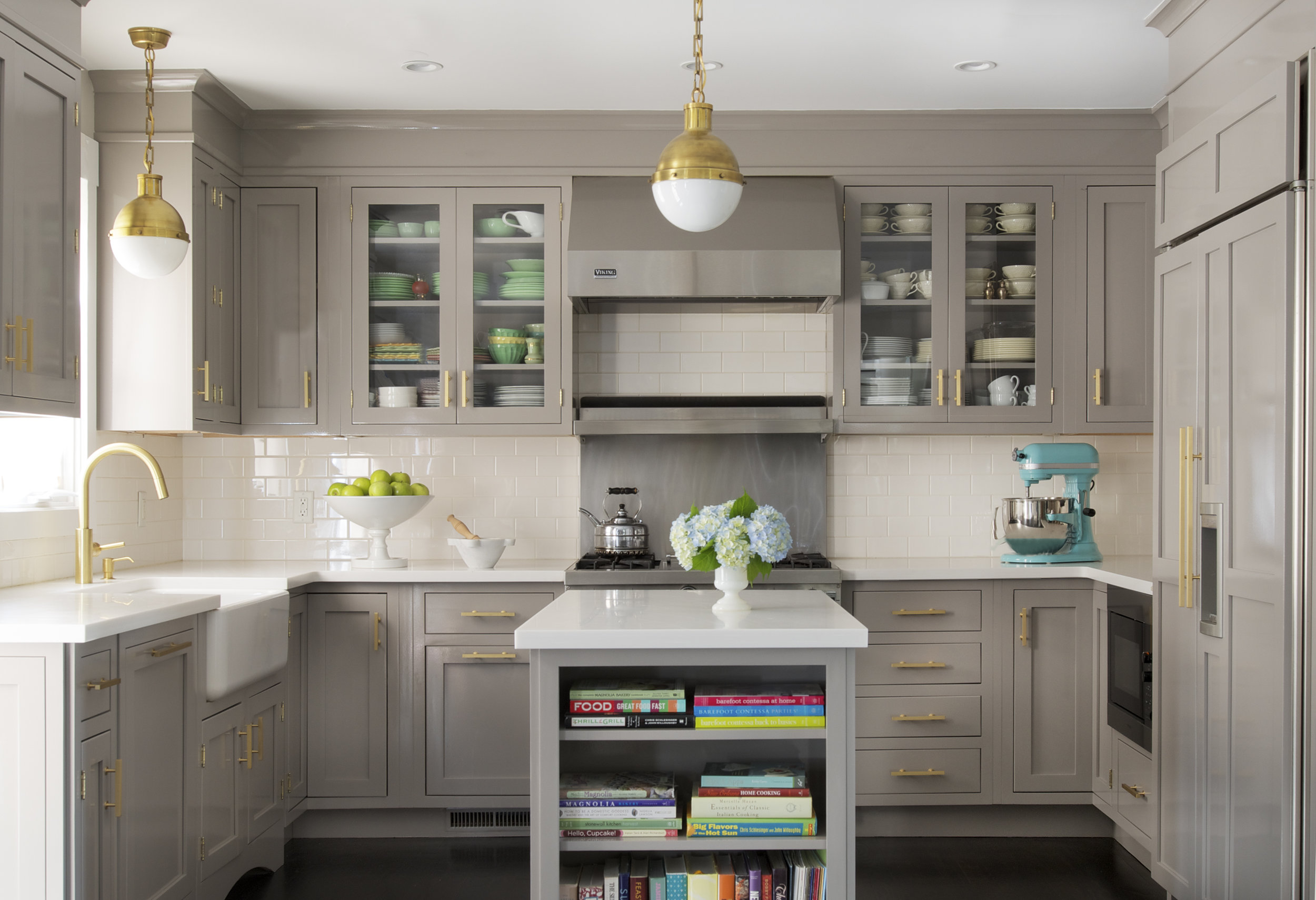 The interior designer Michelle Morgan Harrison of Morgan Harrison Home styled her former home to sell quickly, and it did. Credit Jane Beiles