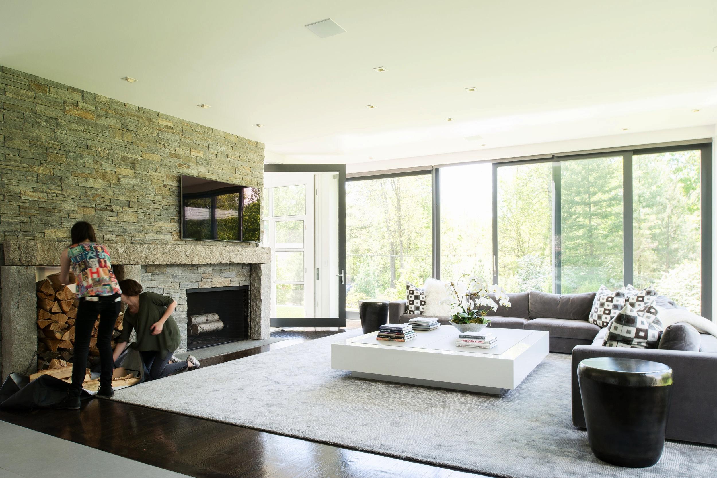 Gwen and Hailey - interior design, home, modern, art, patterns, architecture, windows, contemporary design, photography