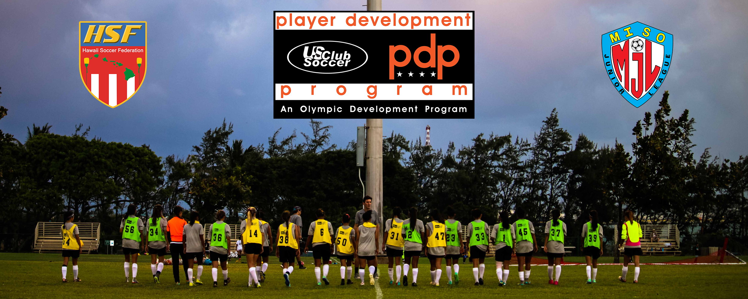 The Maui PDP Showcase which featured girls born in 2003 and 2004 (2016). | PHOTO: Hawaii Soccer Federation
