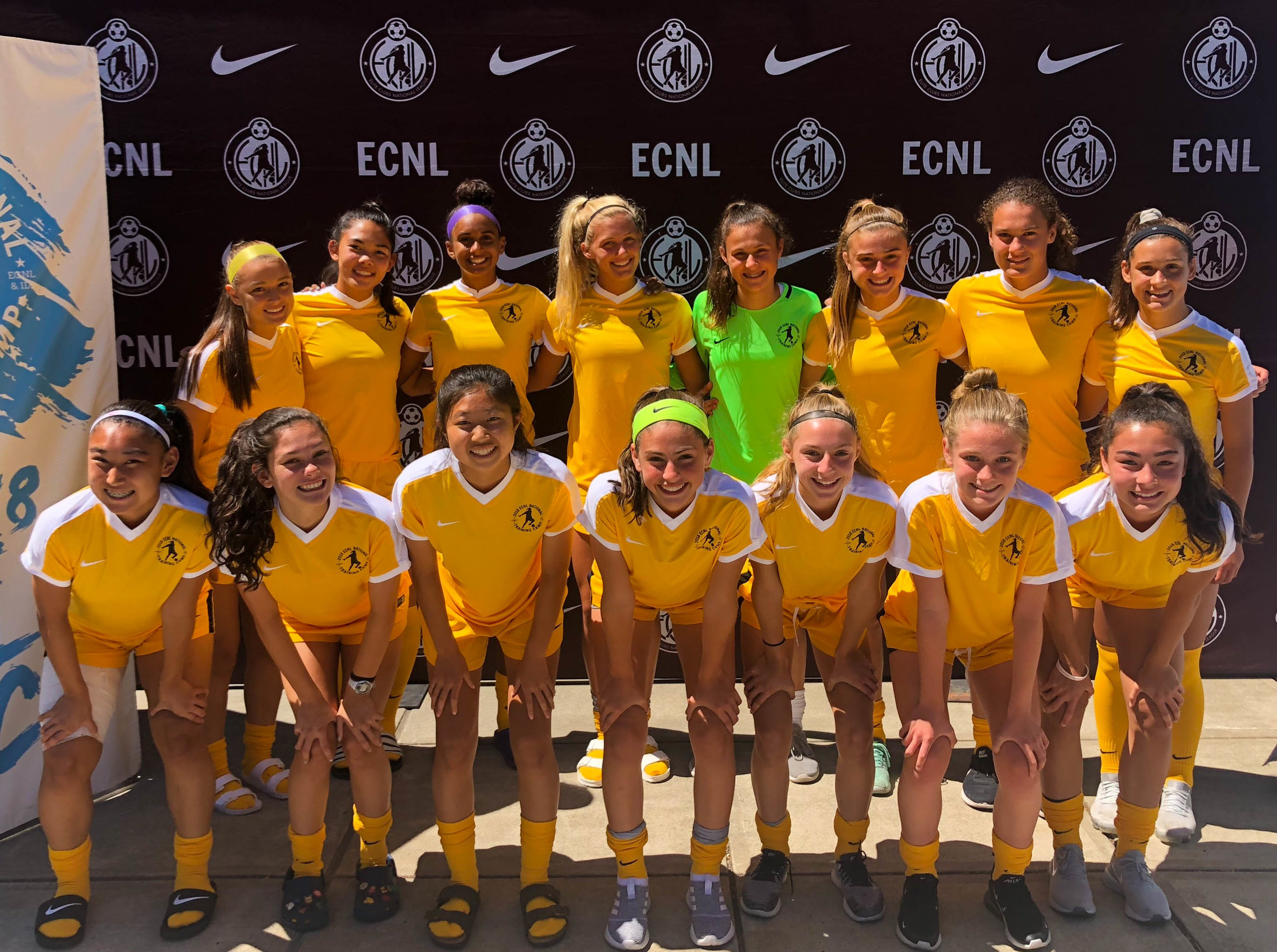 ECNL/ID² NATIONAL SELECTION TEAM