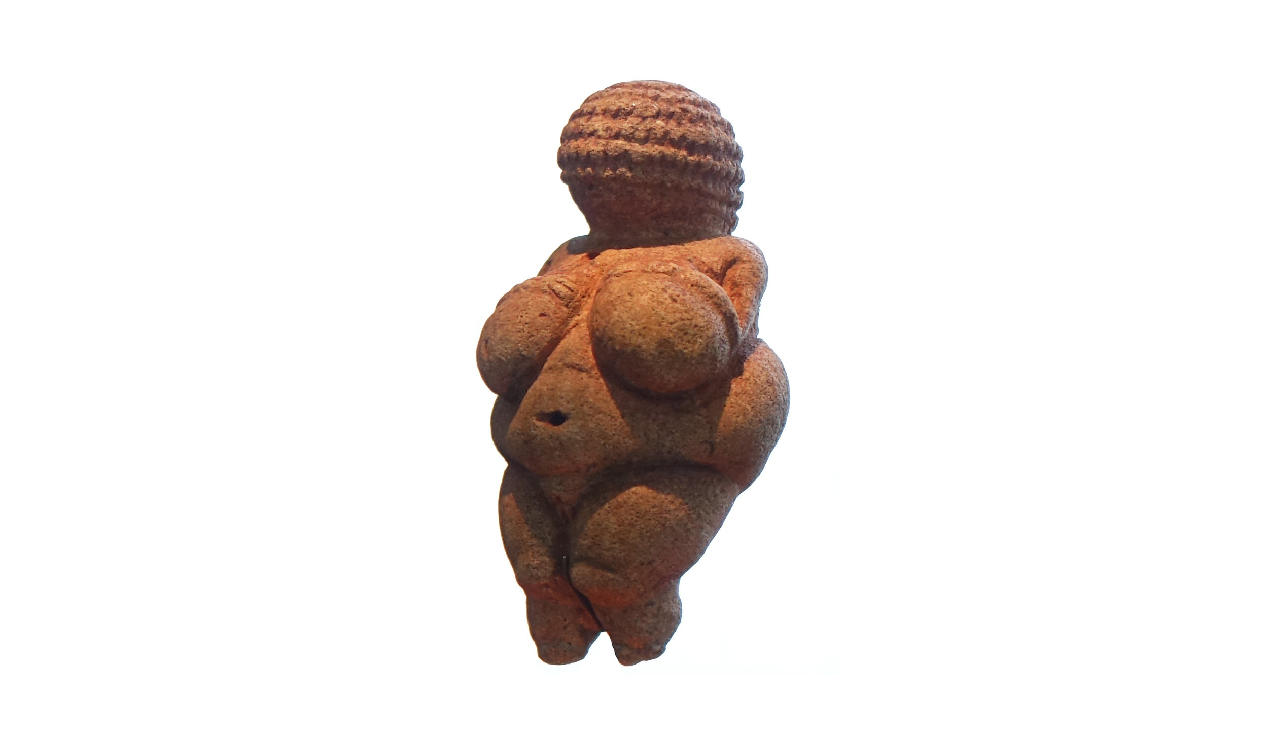 Woman of Willendorf, estimated to be 35,000 years old.