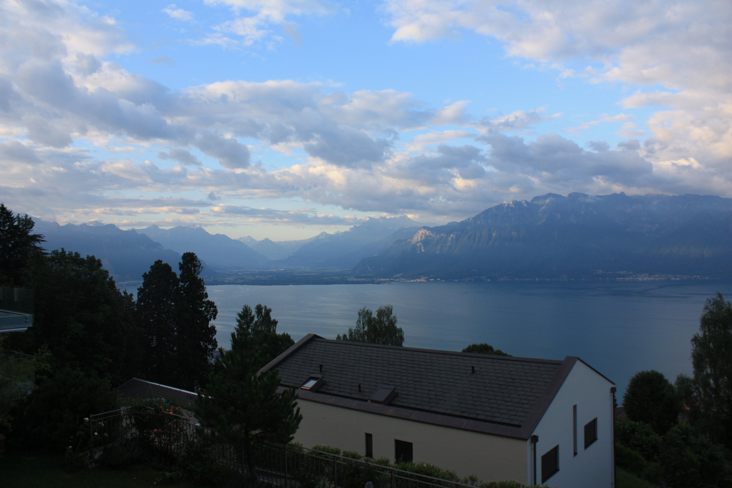 Beautiful Lake Geneva