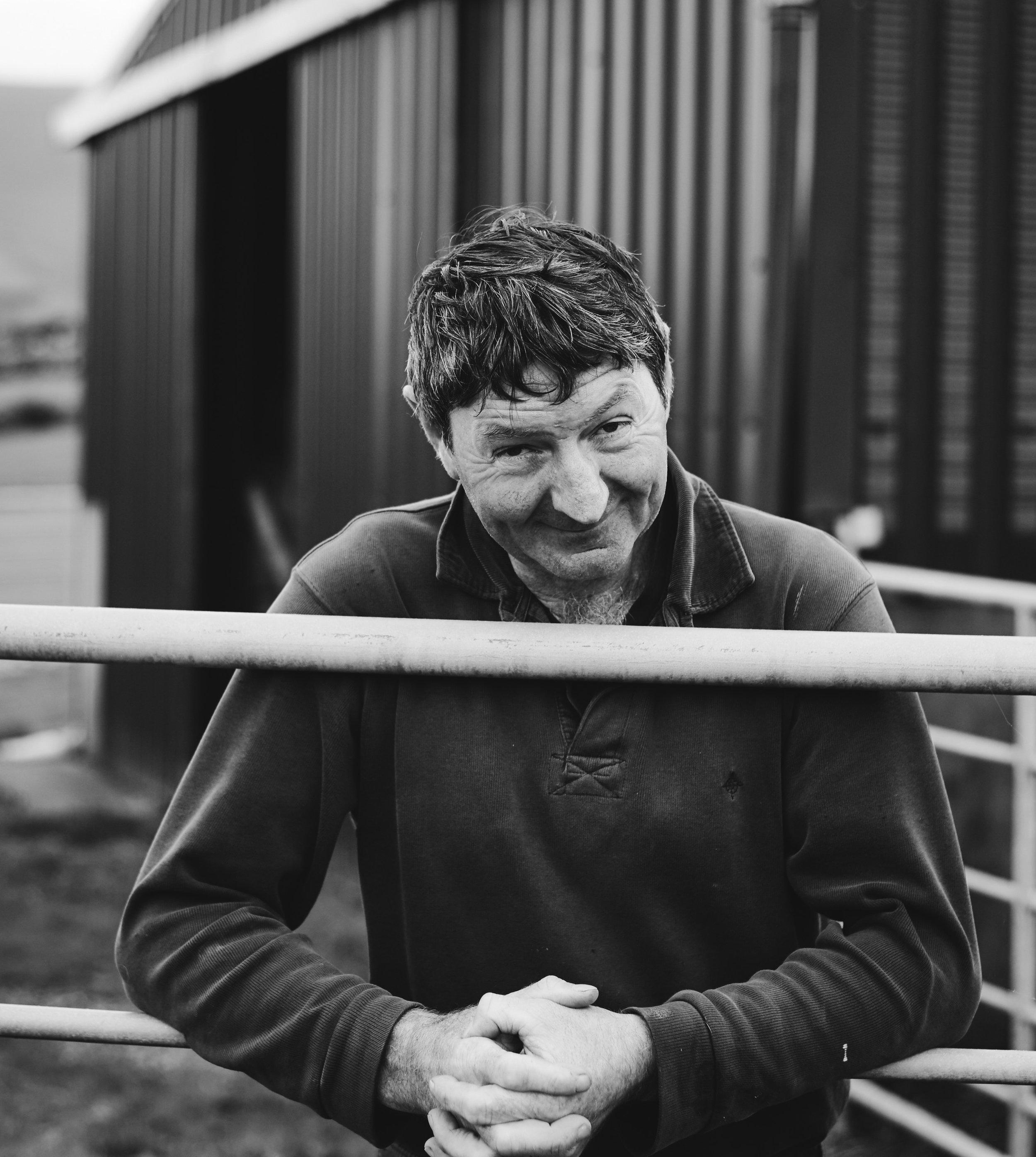 Irish Sheep Farmer Toronto Lifestyle photographer