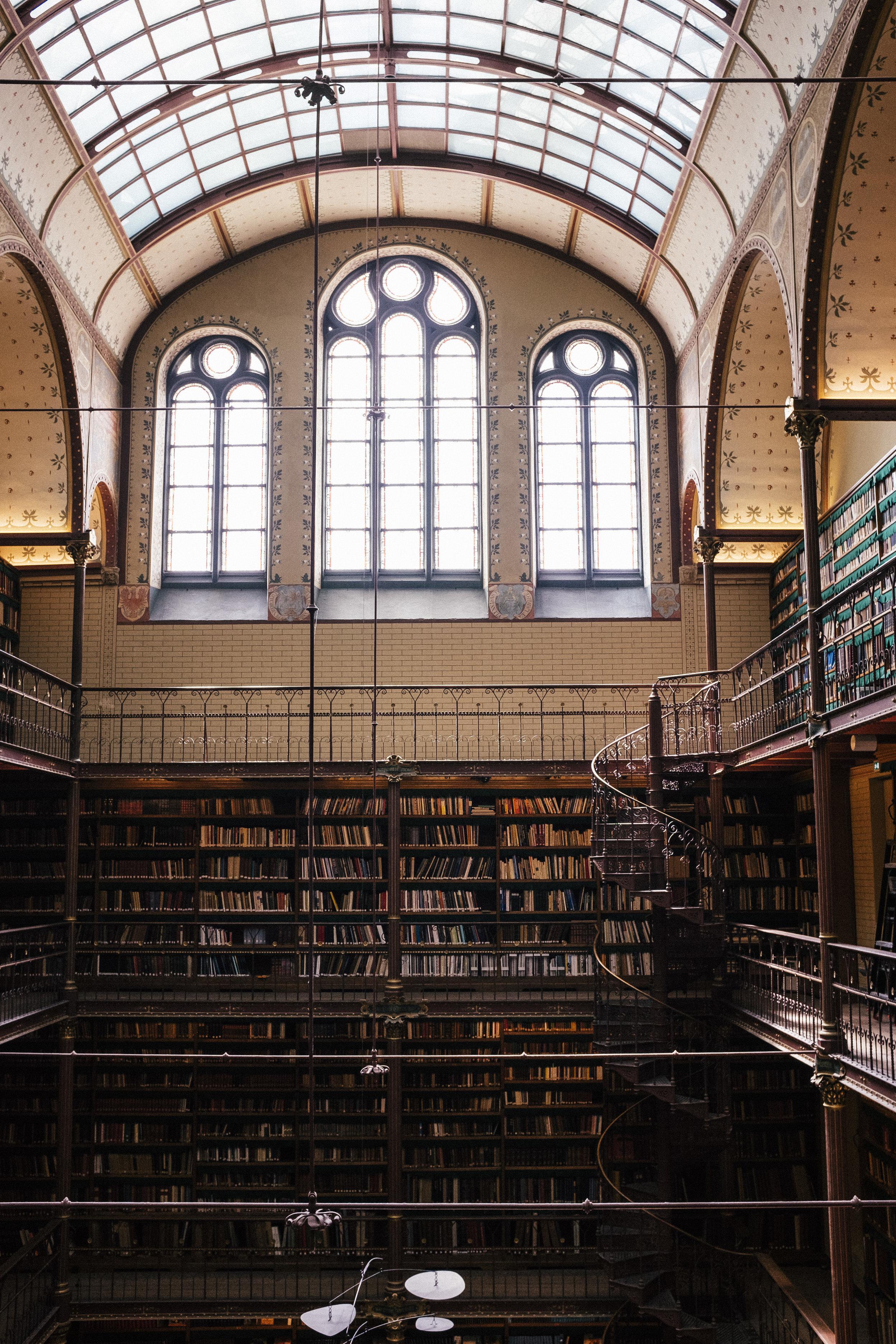 Rijksmuseum Amsterdam - Suech and Beck
