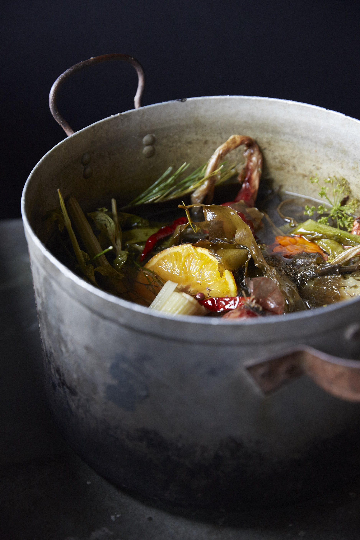 Irish Stew over Fire Toronto Food photographer