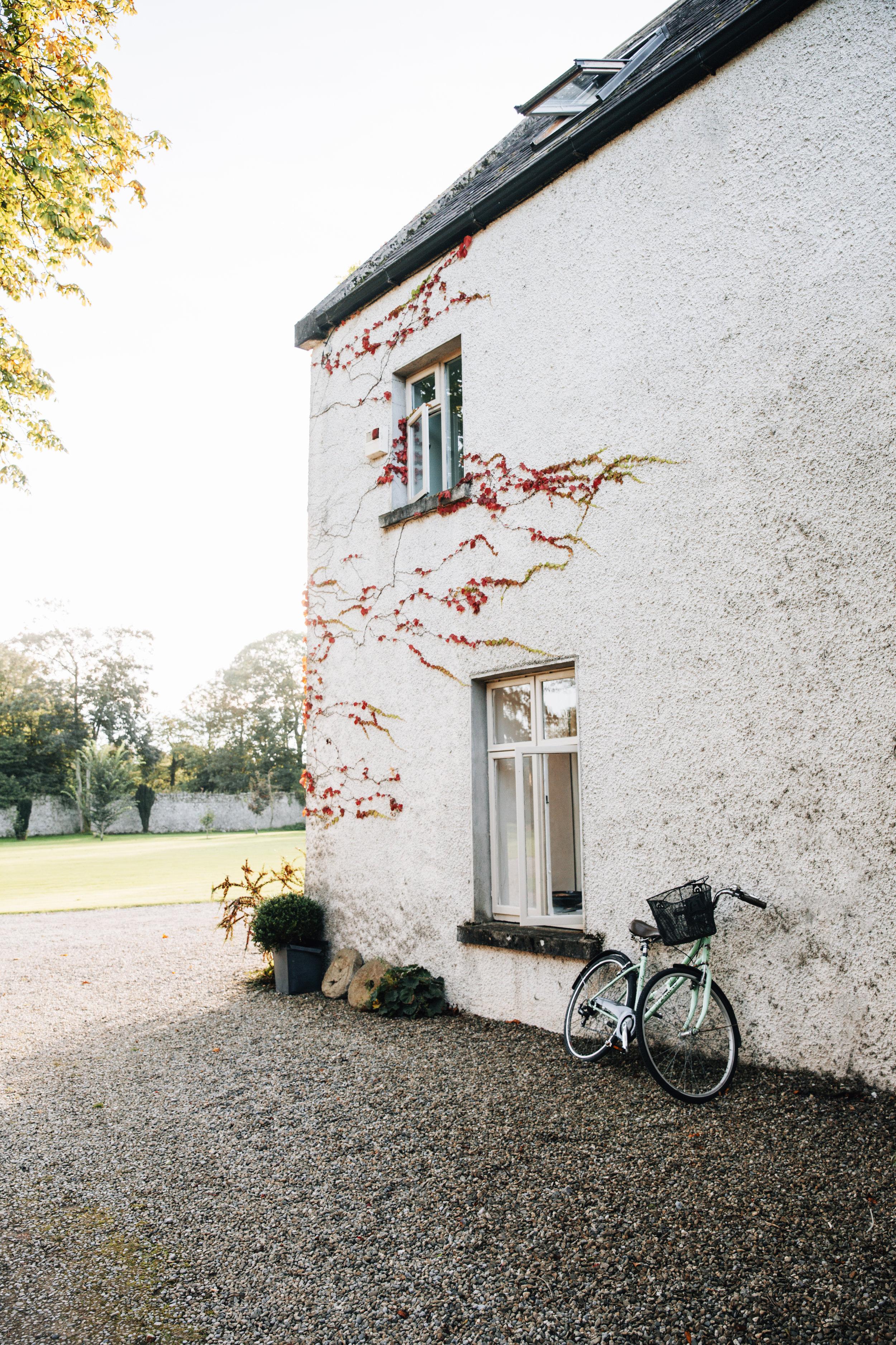 Cloughjordan House -Suech and Beck