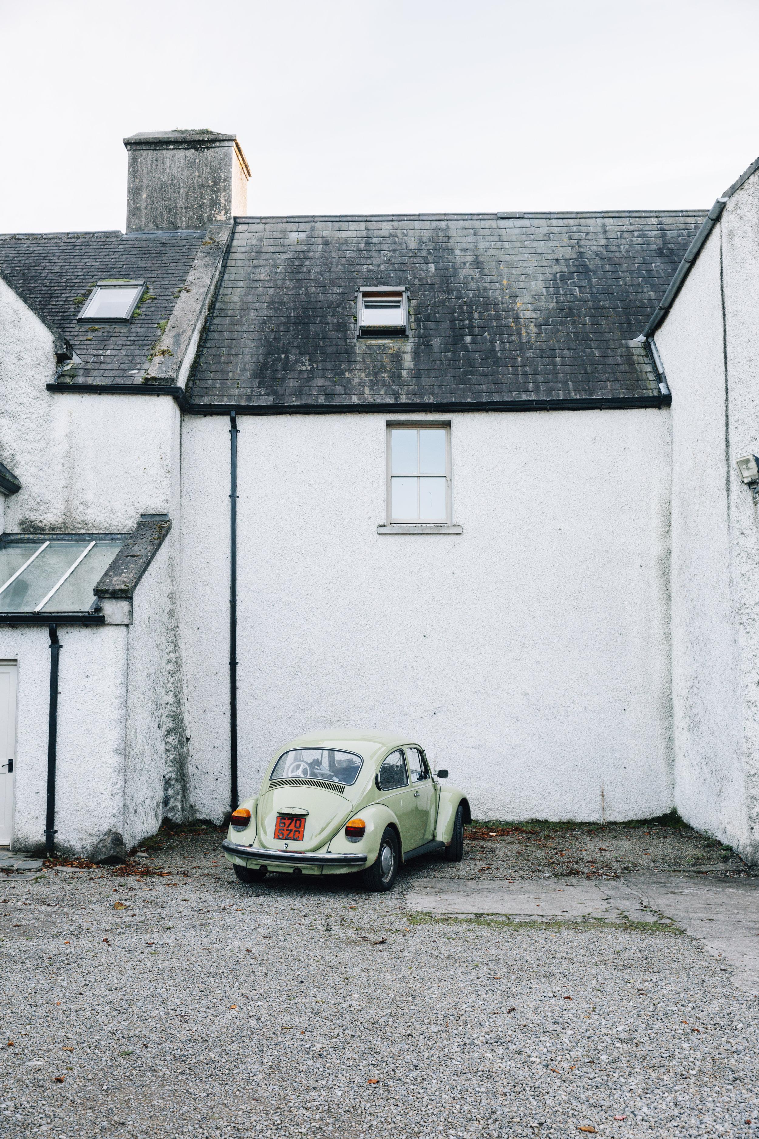 Cloughjordan House - Suech and Beck