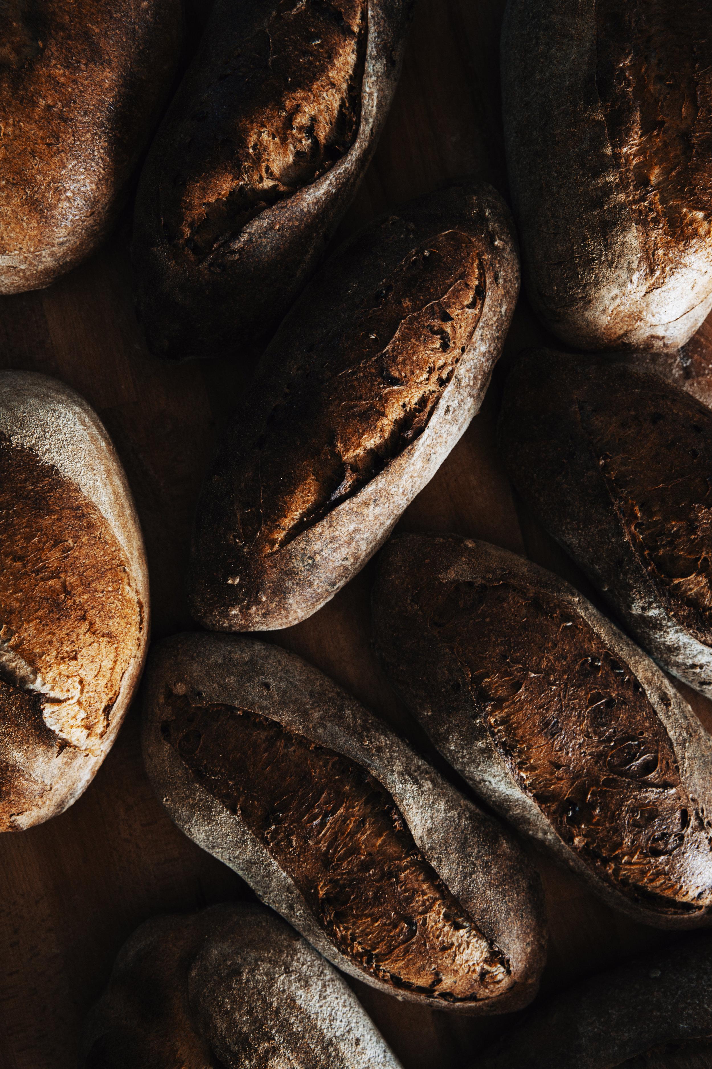 Fresh Sourdough Bread - Suech and Beck