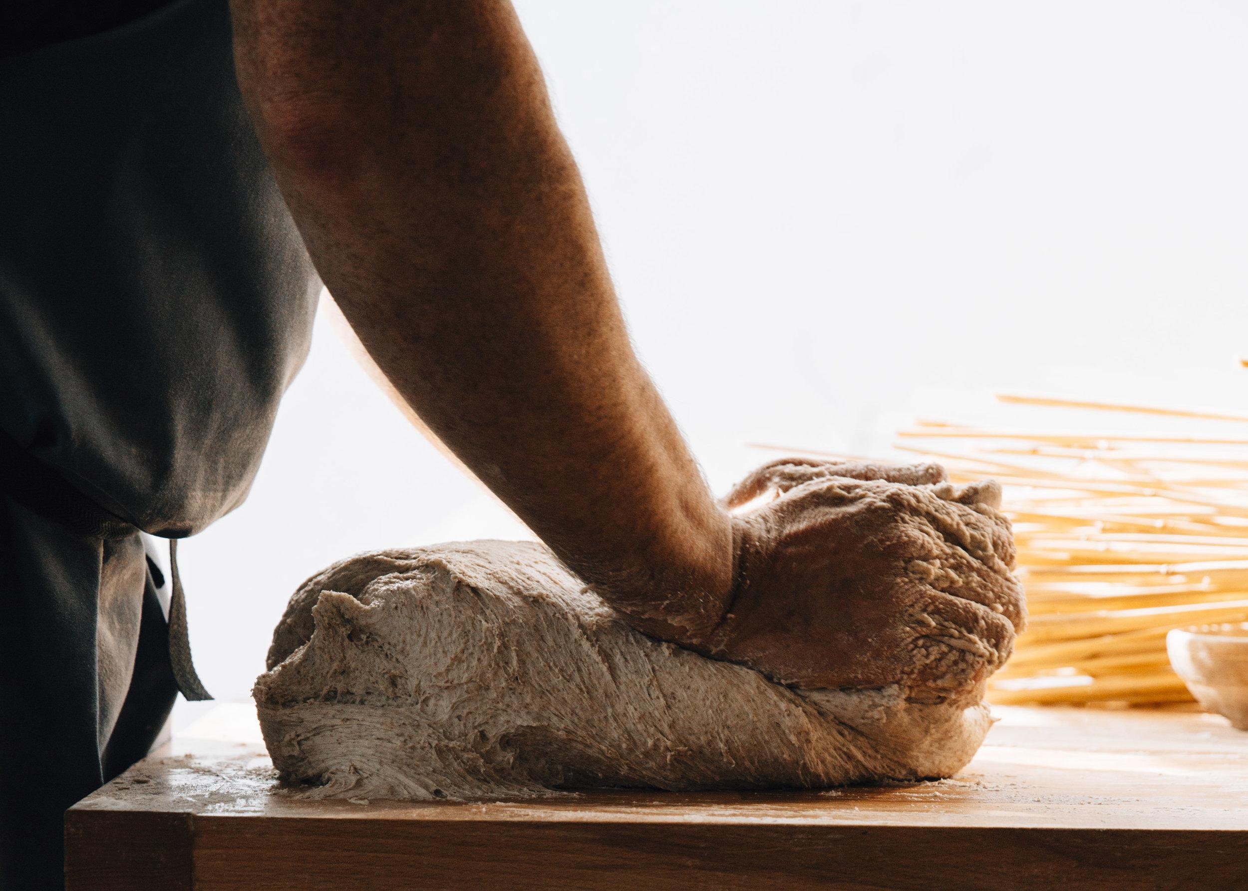 Irish bread making - Suech and Beck