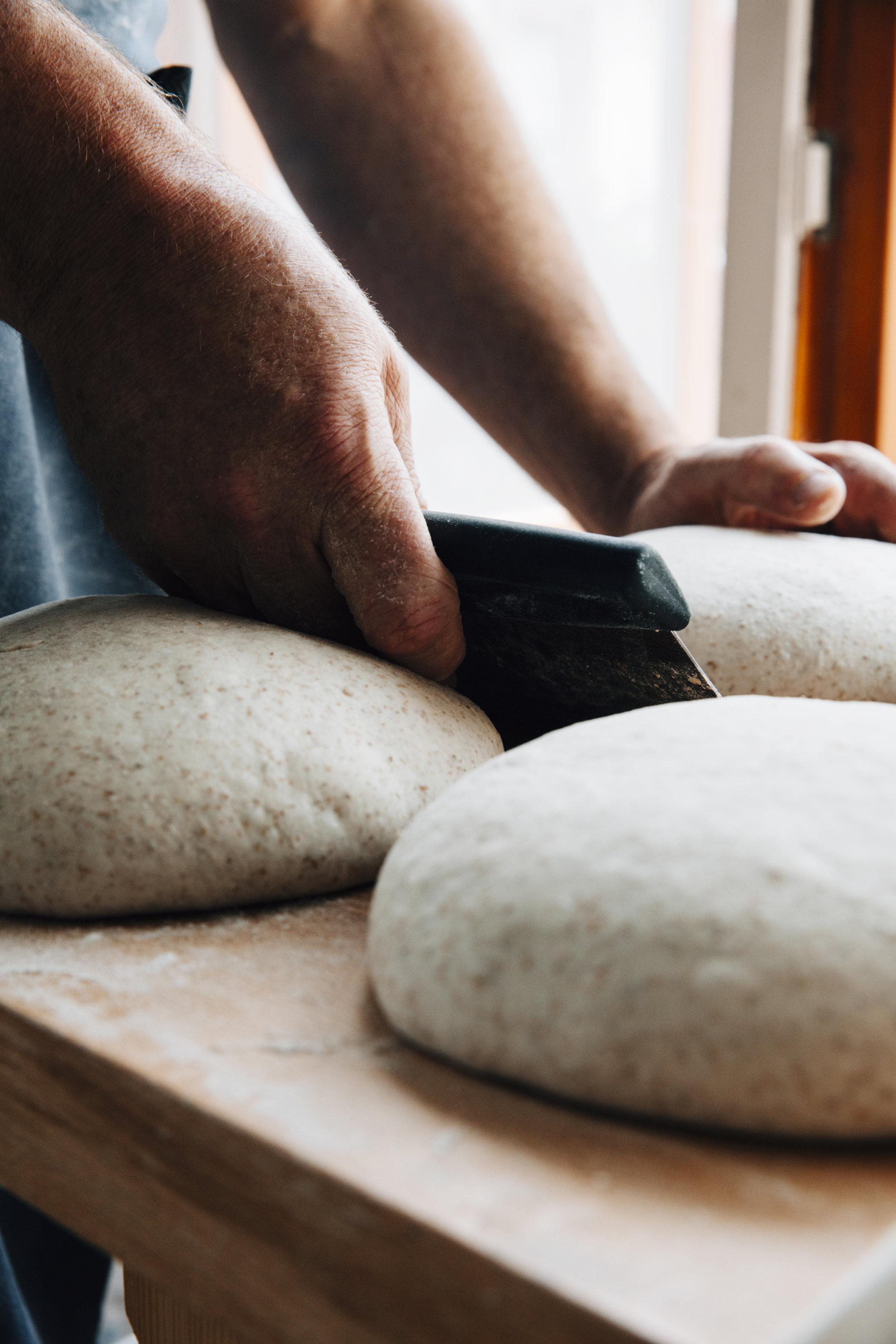 Riot Rye - Fresh Sourdough Bread - Suech and Beck