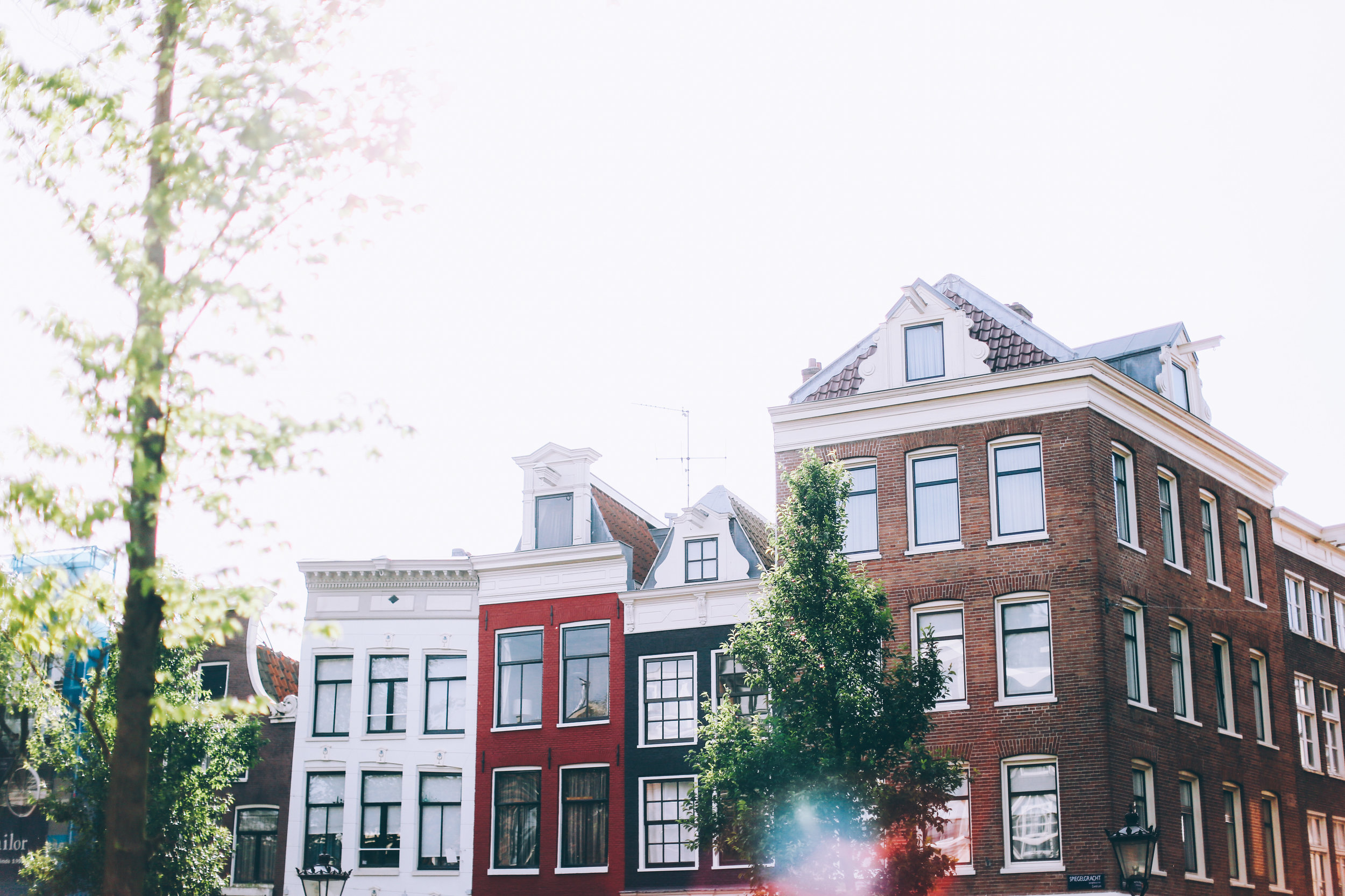 Amsterdam Houses Architecture Toronto Travel Photographers - Suech and Beck