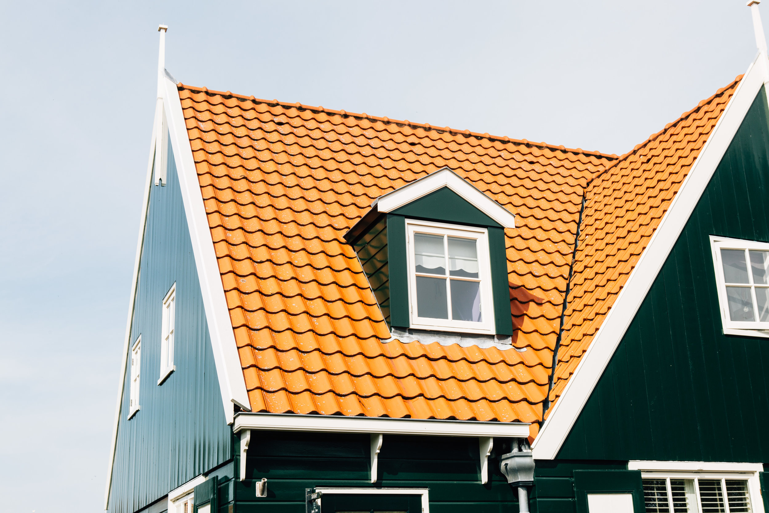 Volendam Netherlands Architecture Design Toronto Food Travel Photographers - Suech and Beck