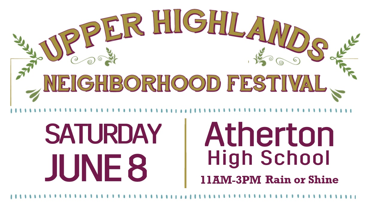 Upper Highlands Neighborhood Association Annual Festival