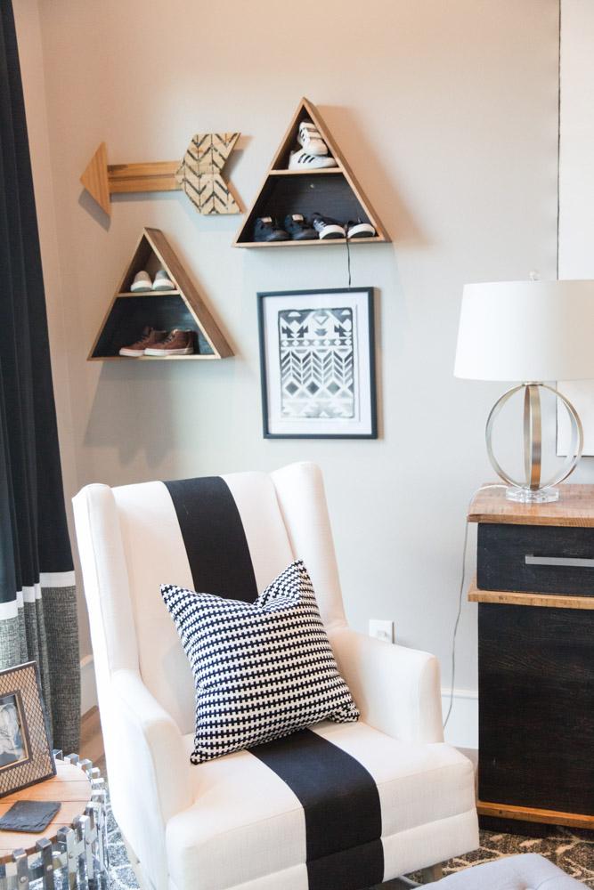 Amy Joyce Designs baby room black white.jpg