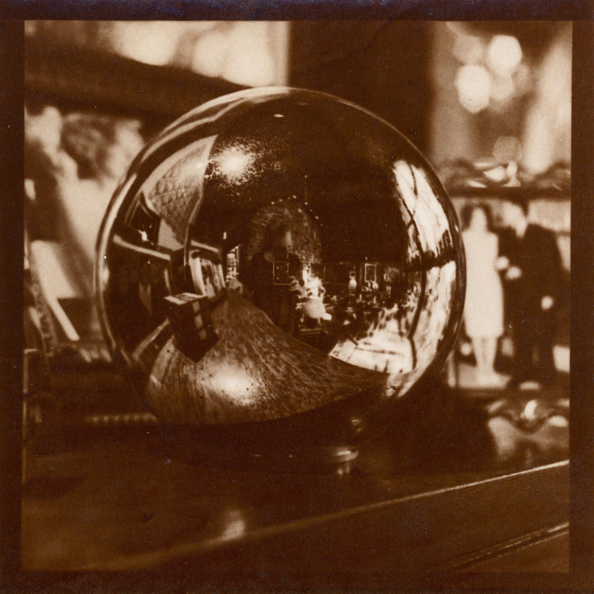 Globe Self-Portrait