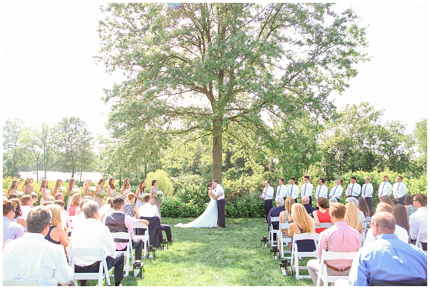 Jorgensen Farms Ohio Wedding Venue