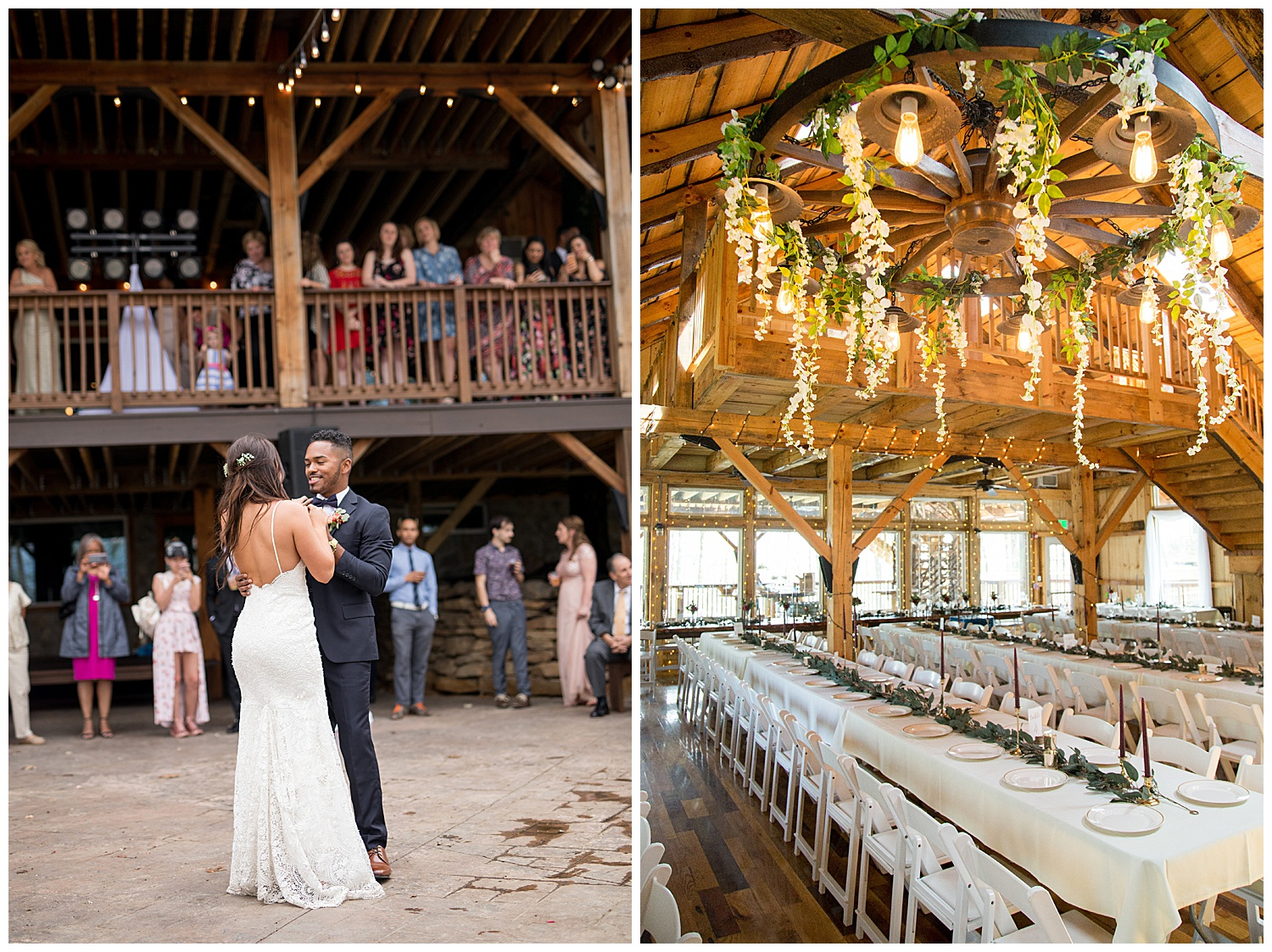 Grand Barn Mohicans Wedding Venue