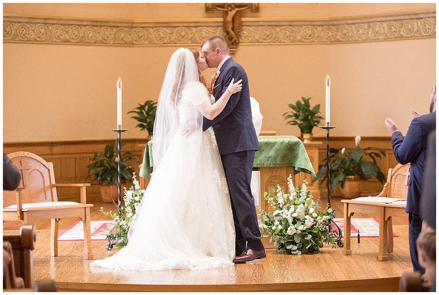 St. Francis of Assisi wedding