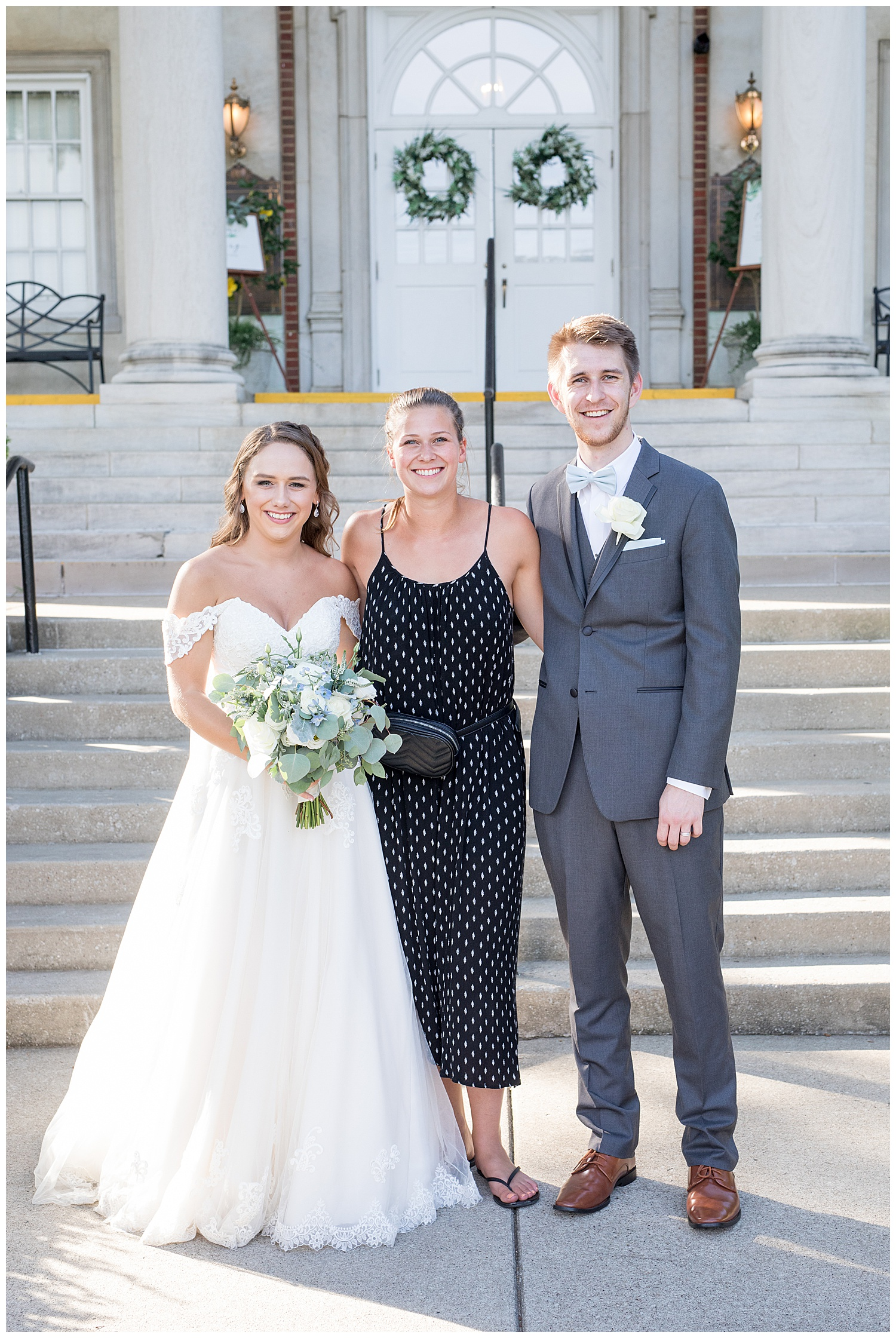 The Olmsted Wedding
