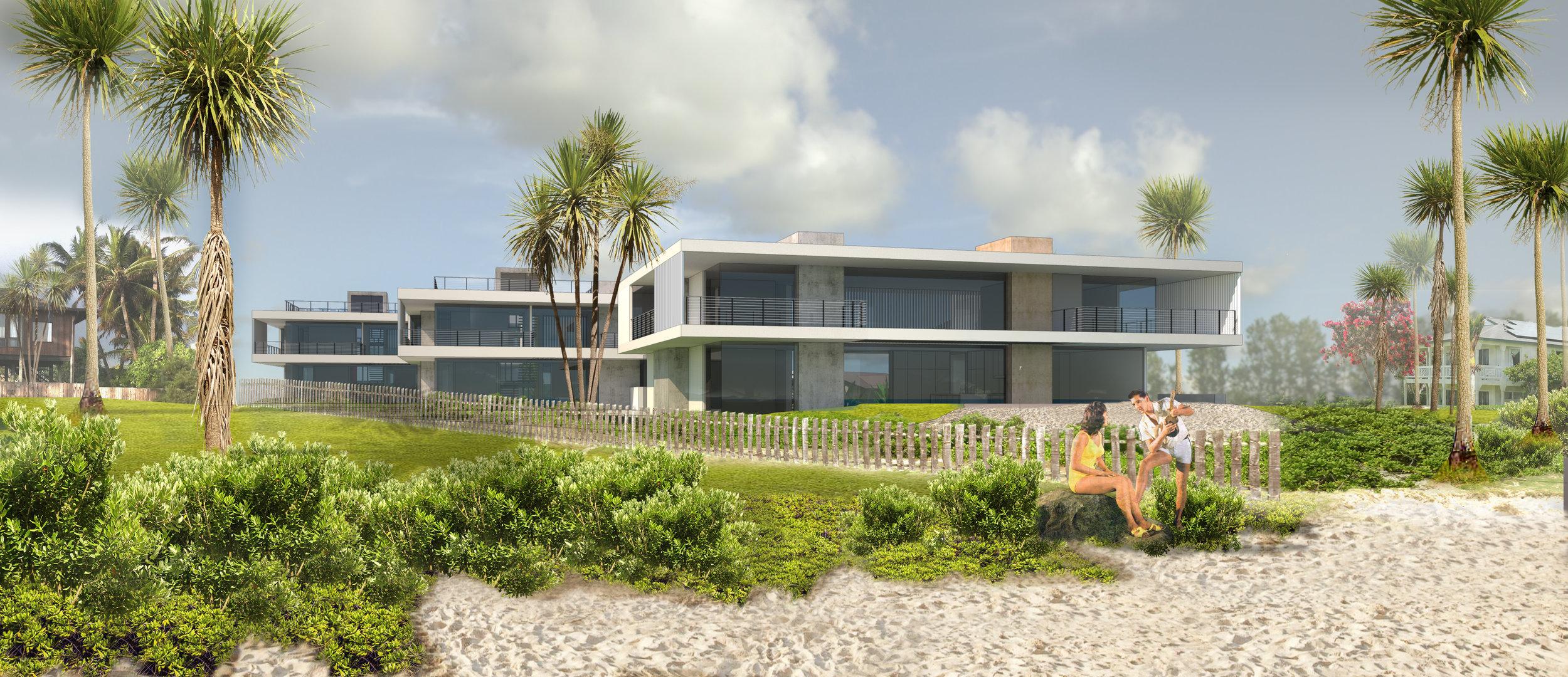 Kailua Beach Houses