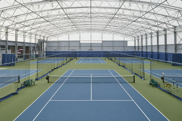 Merit Award. Gold Nugget Awards: Best Recreational Use Facility — Sports Complex for Broadway Tennis Center