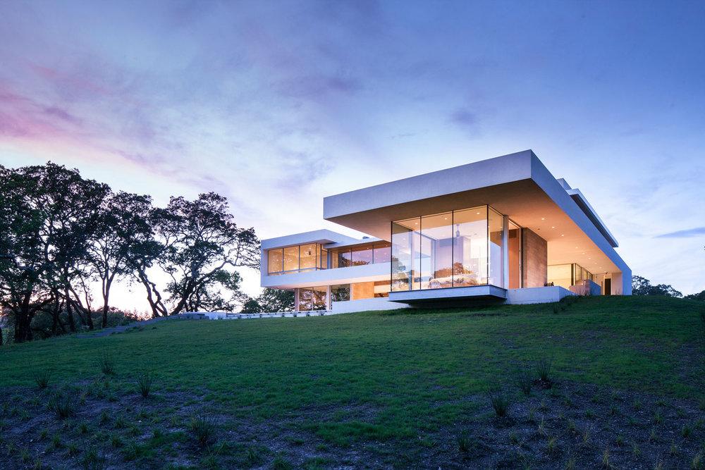Grand Award.  Builder's Choice & Custom Home Design Awards: Retrospect Vineyards Residence