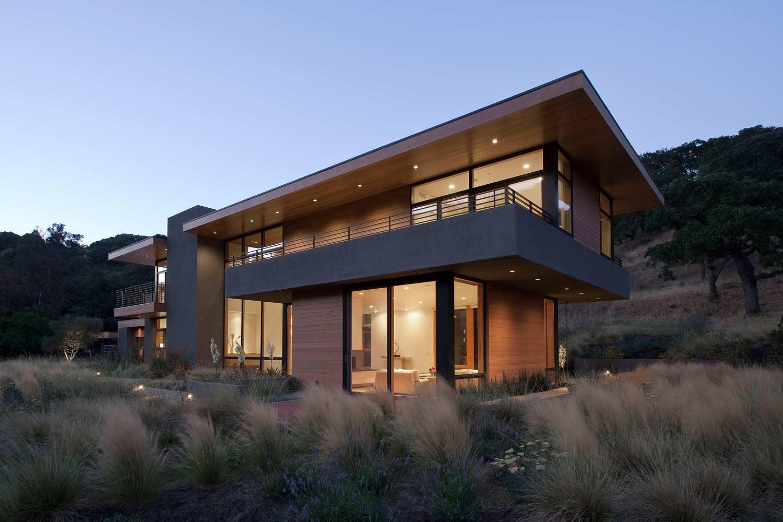 Platinum Award.  ASID California Peninsula Chapter Design Awards: Sinbad Creek Residence