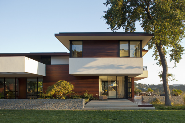 Mayor's Award. City of Orinda Mayor's Award: Excellence in Architecture for Stein House