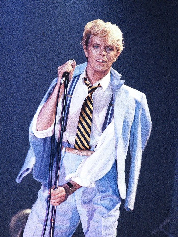 David Bowie | Image from  WhoWhatWear