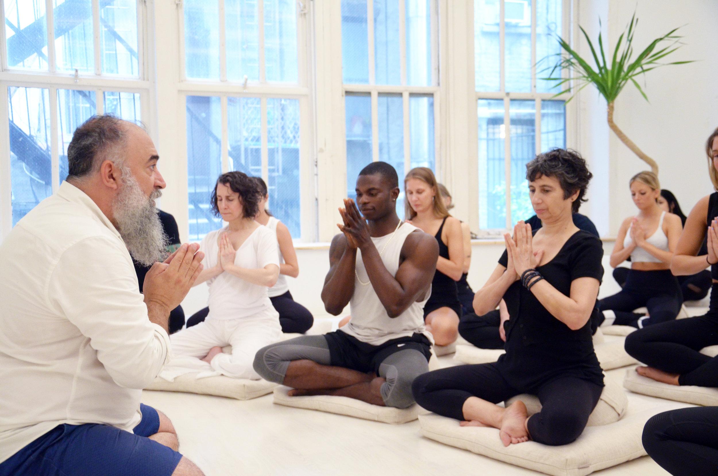 THREE JEWELS — 200 Hour Meditation Teacher Training