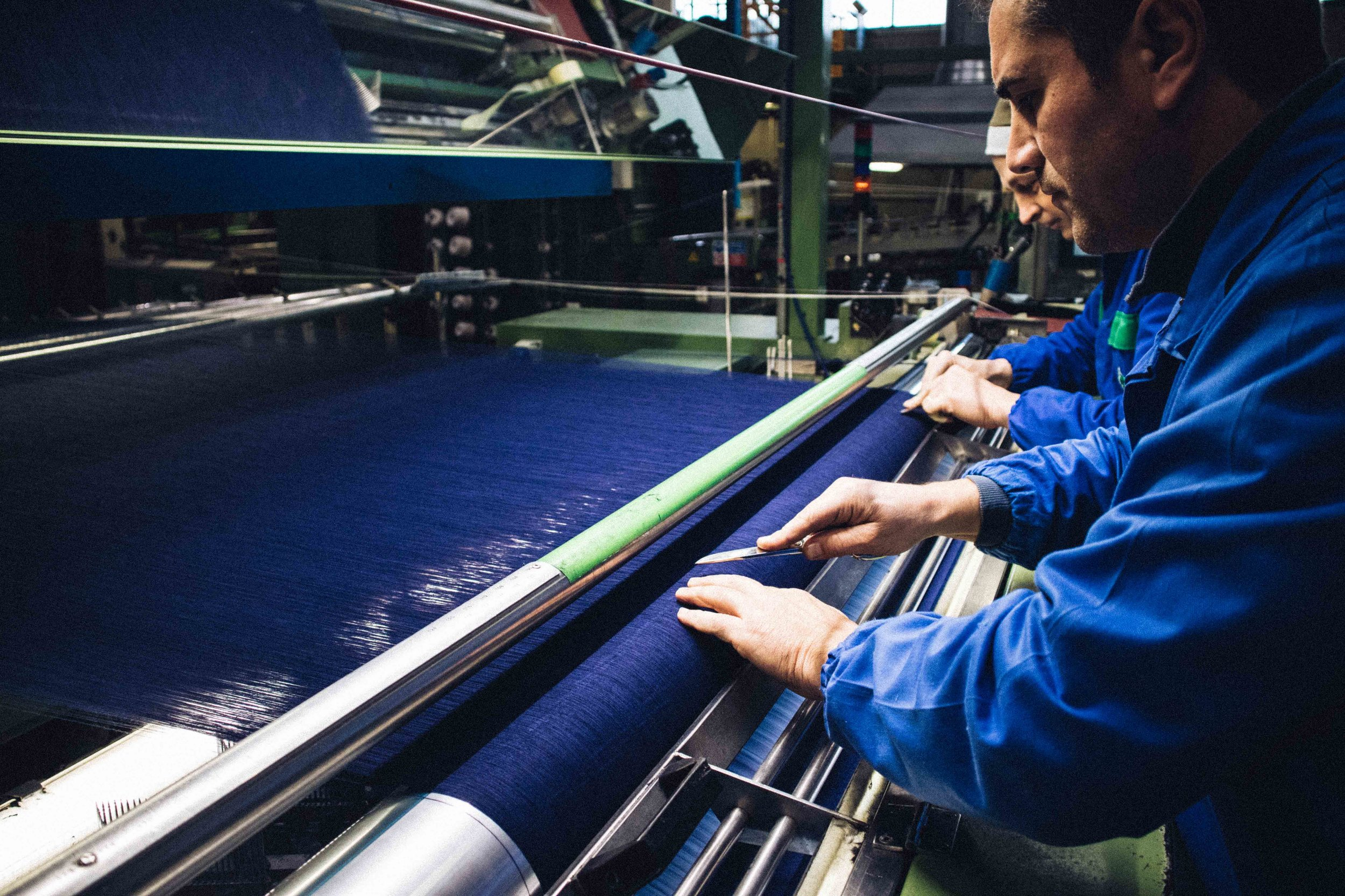 EXCLUSIVE FABRICS & CRAFTSMANSHIP - All materials are sourced from Italy and Japan and produced in Italy to maintain our dedication to quality and craftsmanship.