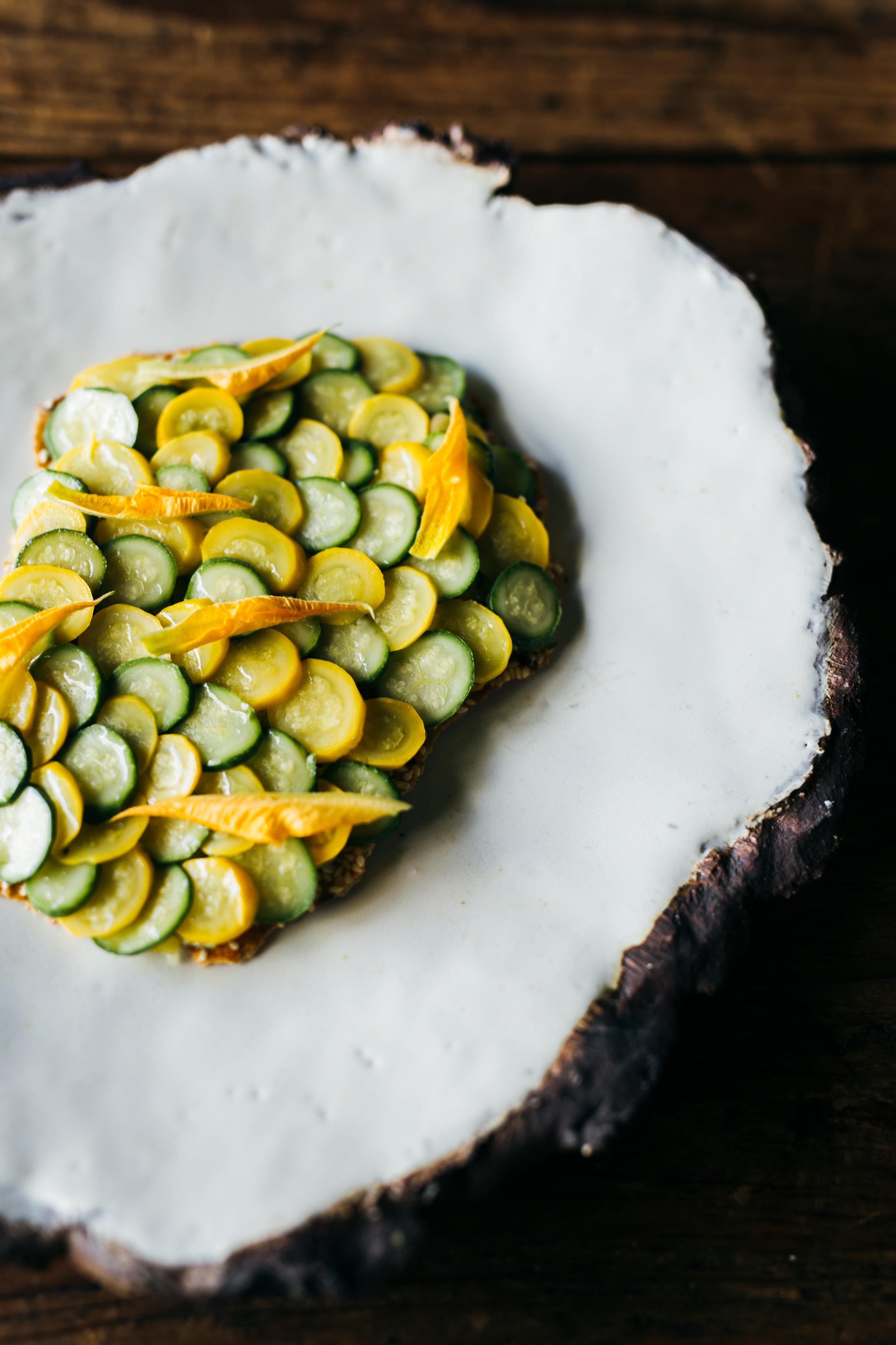 potato and summer squash pizza - ingrid hofstra photographer..jpg