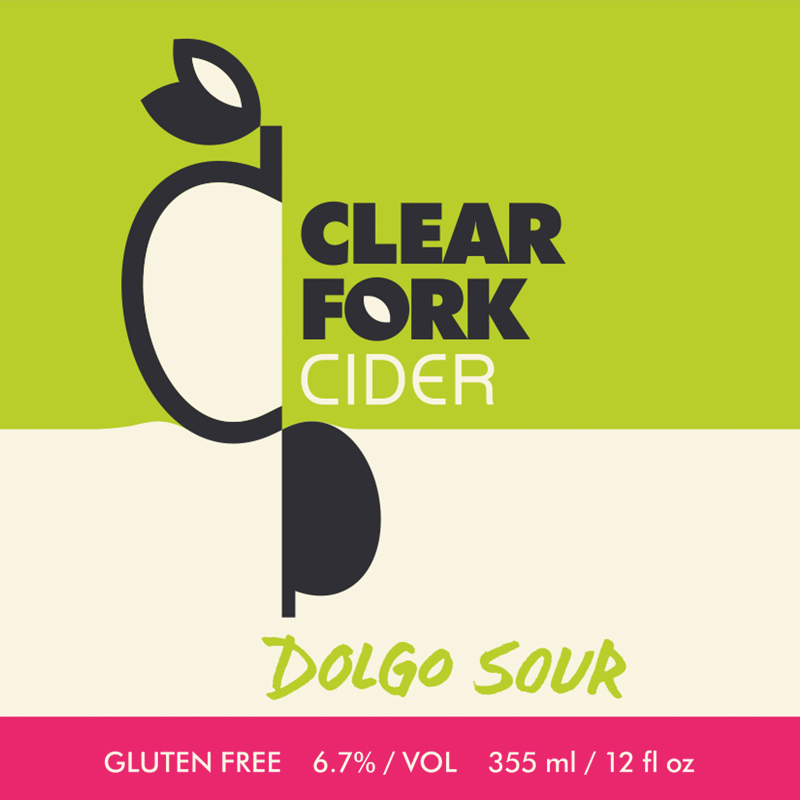 This limited release cider is made exclusively from the Russian Imperial Dolgo crabapple, aged for 5 months in stainless steel, and very lightly sweetened to create a powerful, tart cider for those who like their cider boldly sharp. Think Granny Smith on steroids and you'll be close. Puckery.  Semi-Dry. 6.7% ABV.