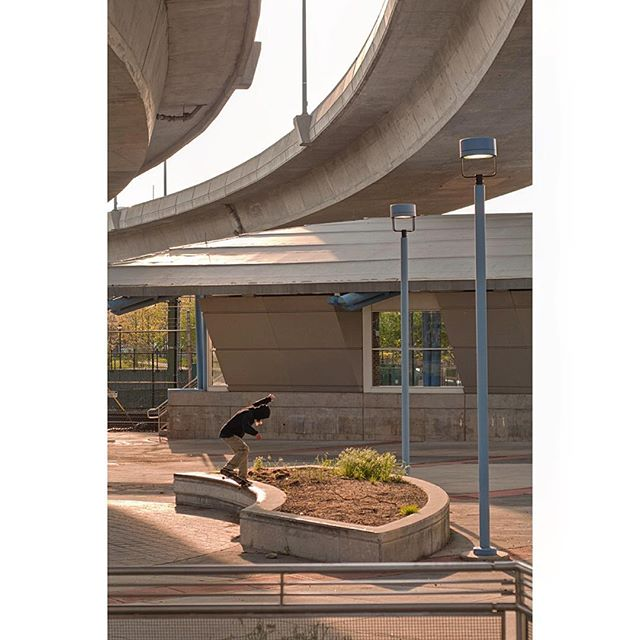 @bherman 's Made Chapter 2 B-sides are now playing @thrashermag .com #MadeChapter2  Frontside krook to fakie