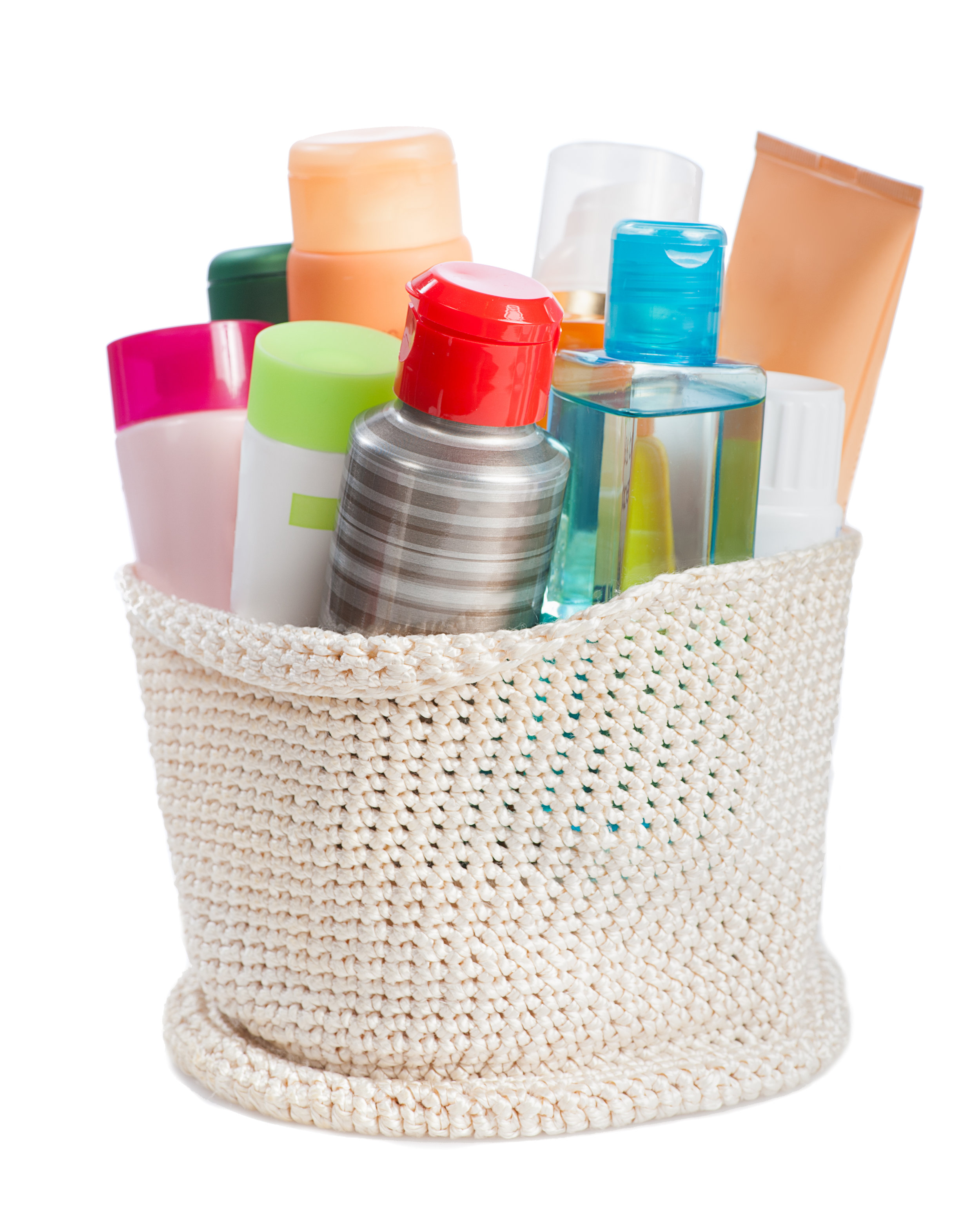 Show your guests some love, offer up the essentials in the washrooms!