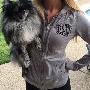 Bridesmaid Gifts Boutique – Heavenly Hoodie ($30)