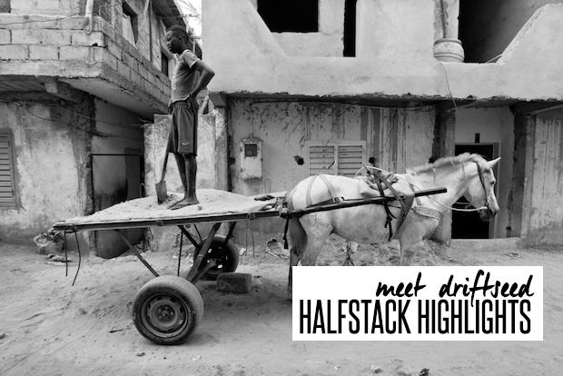 'Half Stack Highlights: Meet Driftseed'                         Halfstack Magazine Podcast  September 28, 2016