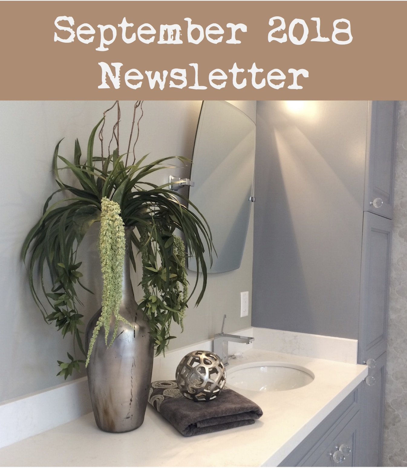 To view the full version, click on the image above.   Before & After Photos Budget to Prep Your Home Spotlight on Business Article DIY Pumpkins Fall Favourites