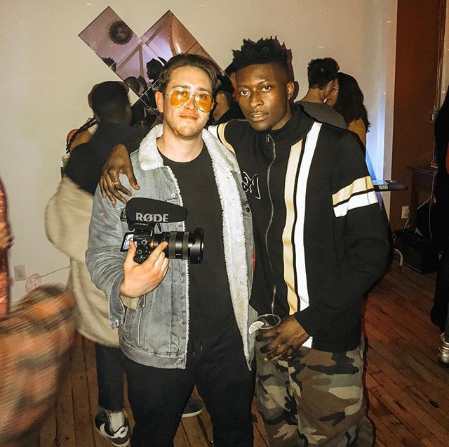 Congratulations to my bro @iamshacar on the new project! Can't wait for the drop! Beyond stoked to collab again and to have had the opportunity to capture last nights listening party. All the love and creative energy in the room was inspiring to say the least. Video coming soon. Only up in 2019 ☝️