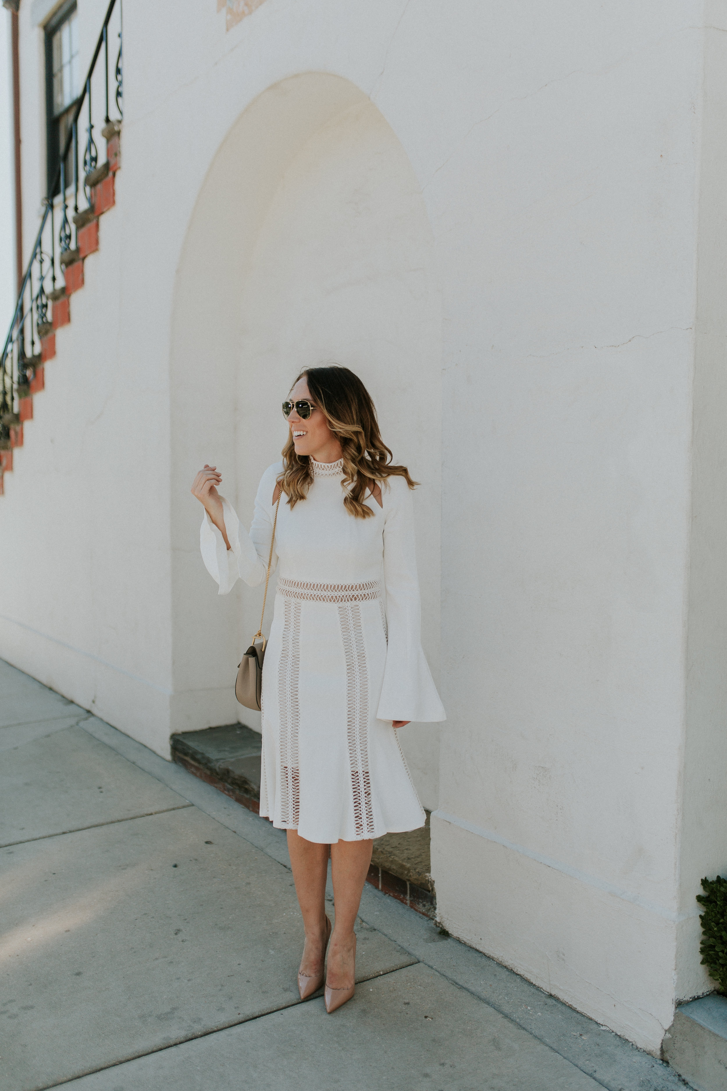 Blogger Gracefully Taylored in White Dress Neiman Marcus(2).jpg