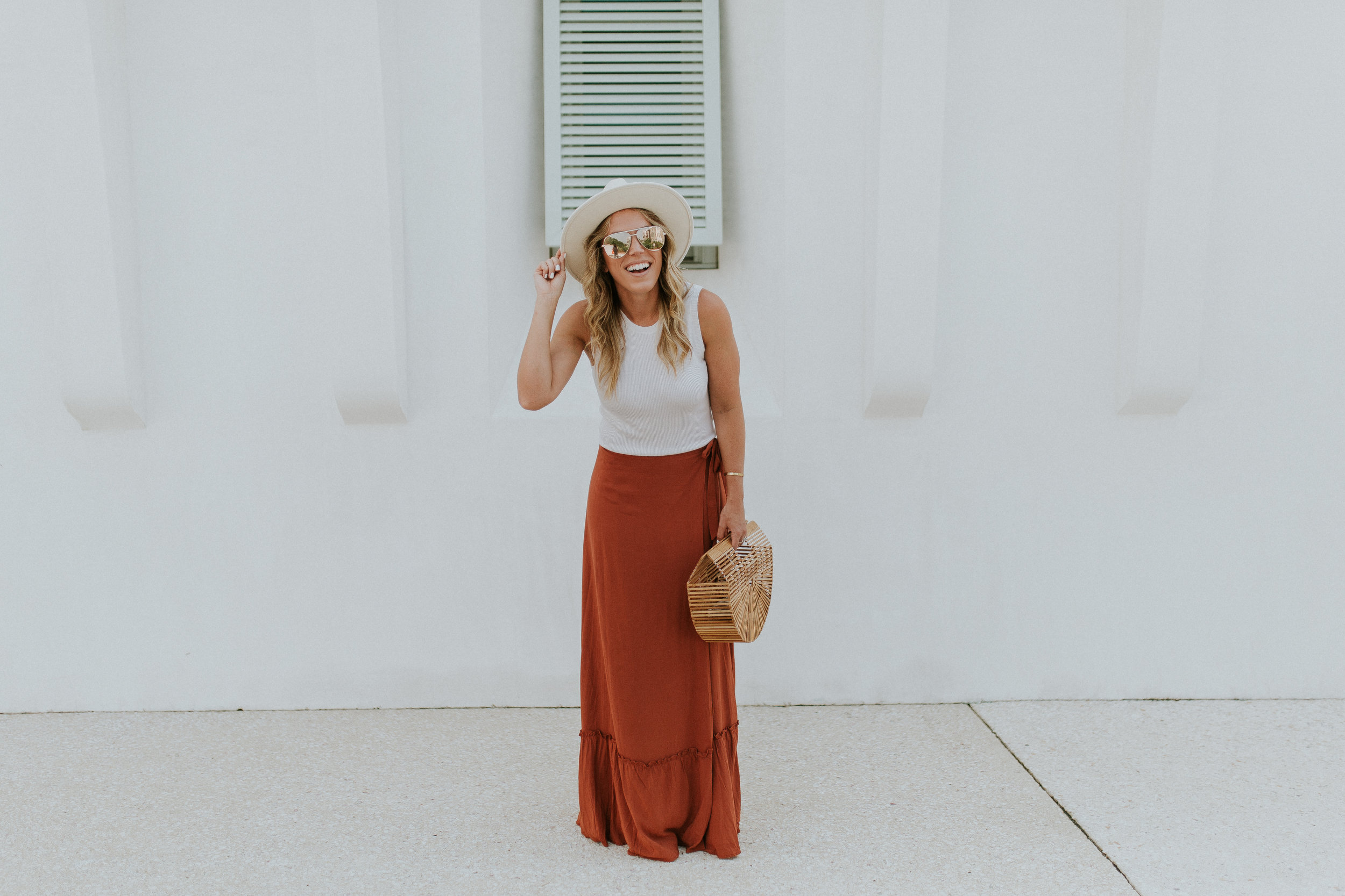 Blogger Gracefully Taylored in Revolve Skirt and Lack of Color Hat(25).jpg