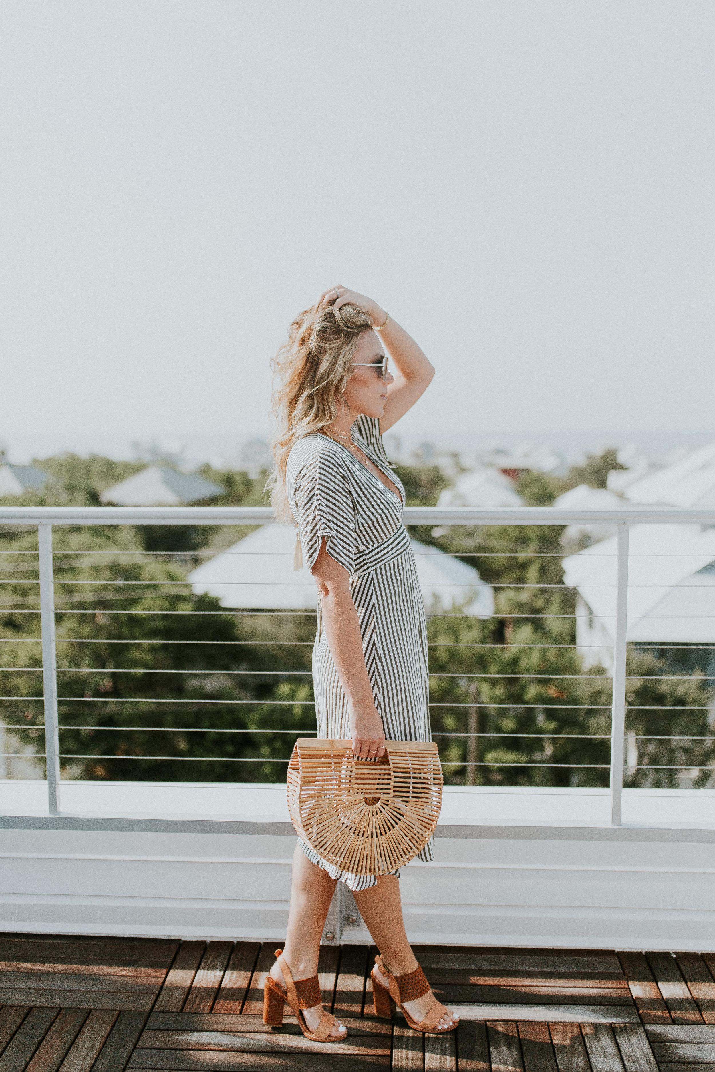 Blogger Gracefully Taylored in Faithful the Brand Stripe Dress(12).jpg